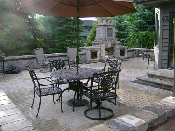 Hardscape & Pavers: Design and Construction Franklin | Patio