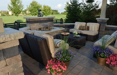 Outdoor Landscape Design and Architecture Franklin