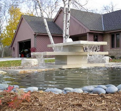 Outdoor Water and Garden Features Kenosha